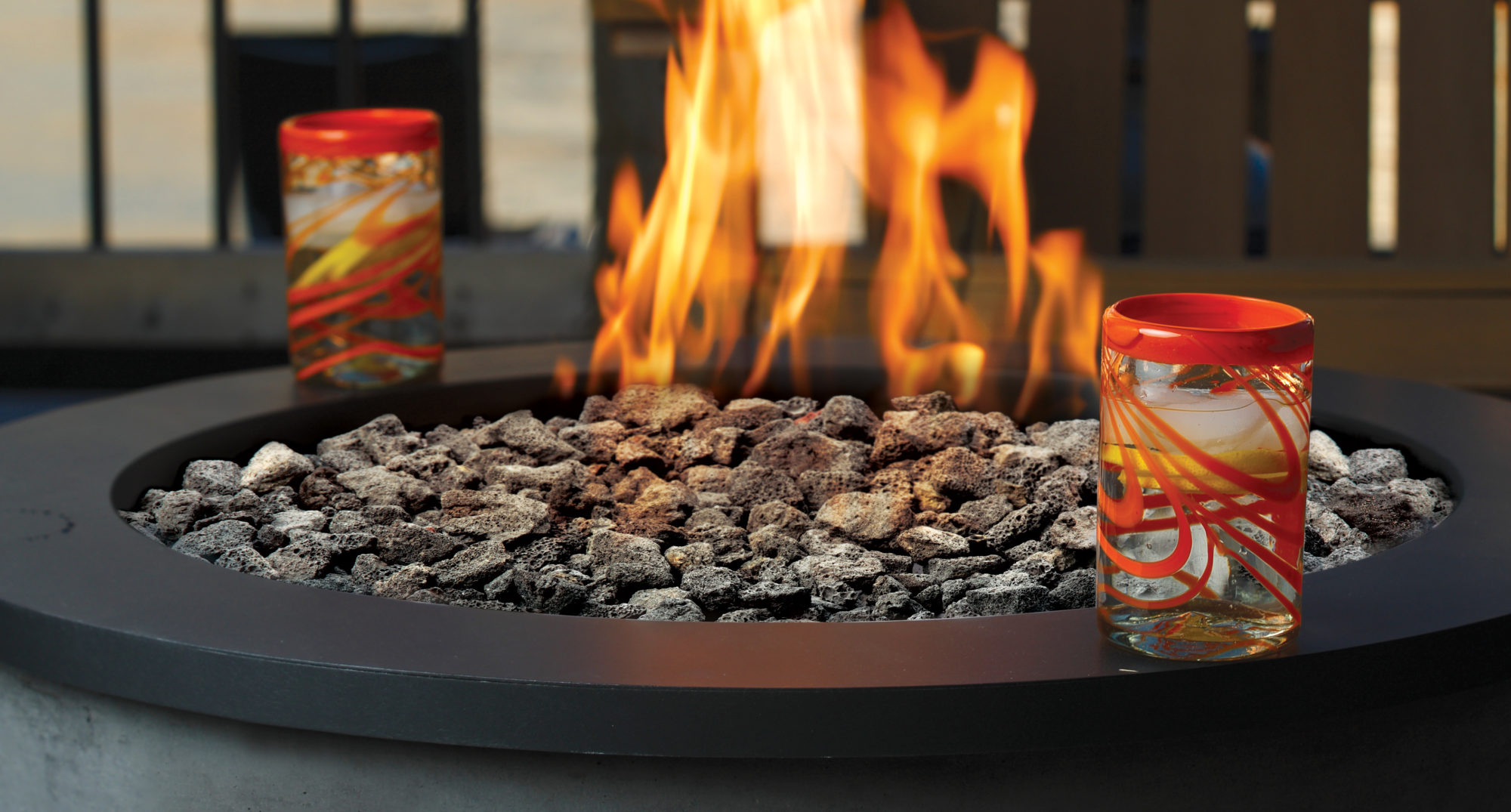 Fire Pits Barbara Jean Collection